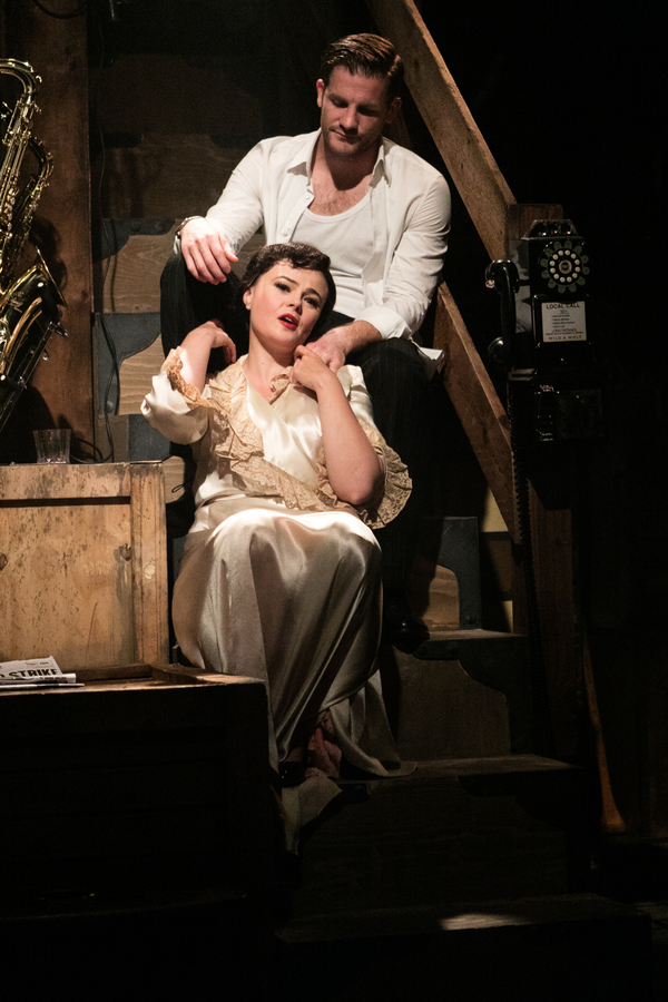 Photo Flash: First Look at THROUGH THE MILL at Southwark Playhouse