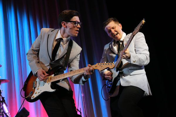 Photo Flash: First Look at BUDDY: THE BUDDY HOLLY STORY at Bucks County Playhouse