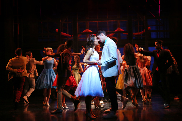 Photo Flash: First Look at WEST SIDE STORY at Connecticut Rep