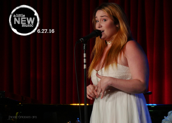 Photo Flash: Chris Farah, Nicole Parker & More Take Part in A LITTLE NEW MUSIC