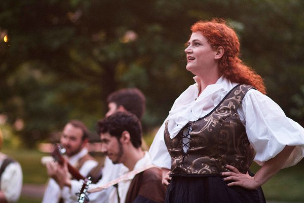 Photo Flash: First Look at Midsommer Flight's AS YOU LIKE IT