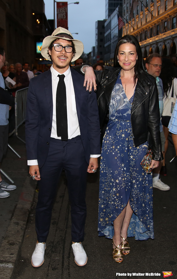 Nick Onken and Stacy London  Photo