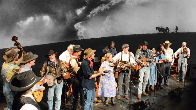BWW Review: History is Musicalized at Capital Fringe With RAIN FOLLOWS THE PLOW and ROMANOV