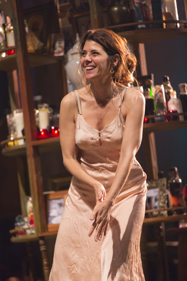 Photo Flash: First Look at Marisa Tomei, Christopher Abbott & More in THE ROSE TATTOO at Williamstown Theatre Festival