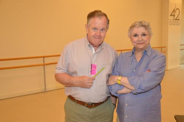 John O''Creagh and Carole Shelly