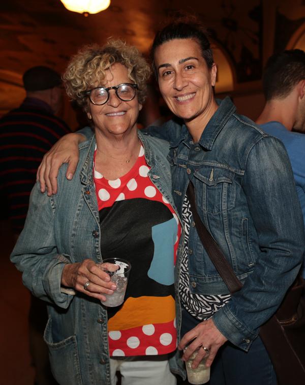 Roz Lichter and Jeanine Tesori