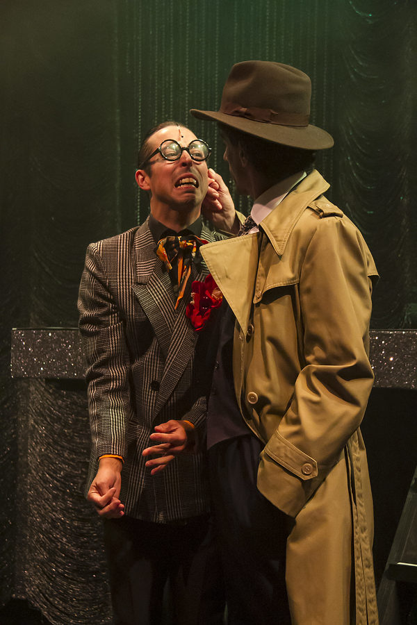 Photo Flash: THE STRIPPER Opens at St James Theatre