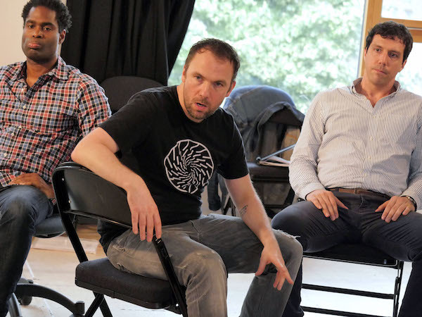 Photos: In Rehearsal With THE TRIAL OF JANE FONDA