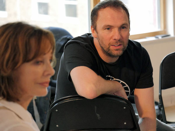 Mark Rose and Anne Archer