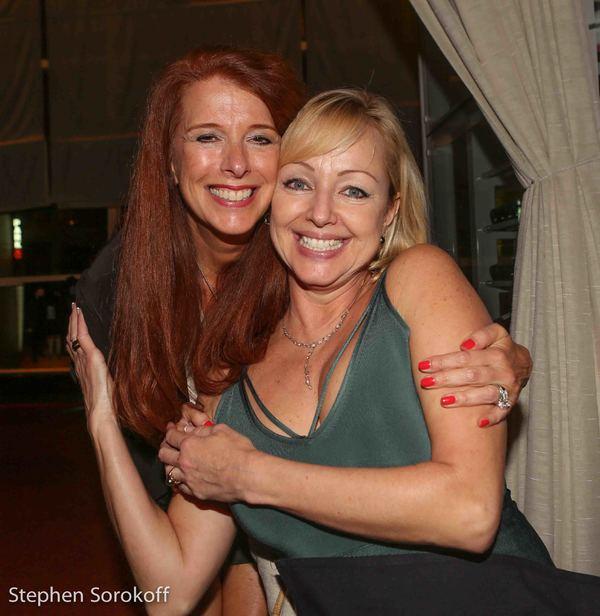 Leslie Laredo & Maria von Nicolai Photo