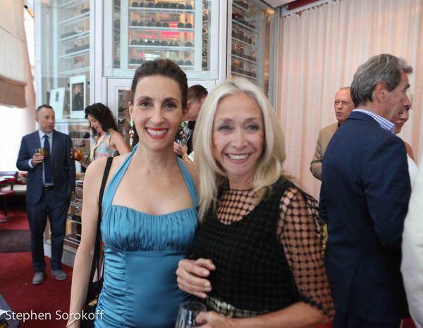 Barbara Fasano & Eda Sorokoff
