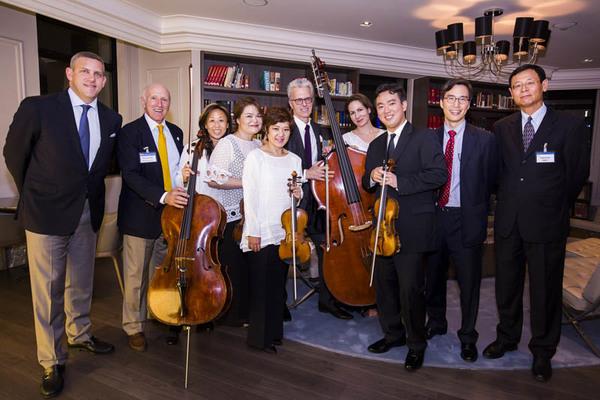 New York Philharmonic Shanghai Residency 2016,  Shanghai, 7/06/16. Photo by Chris Lee