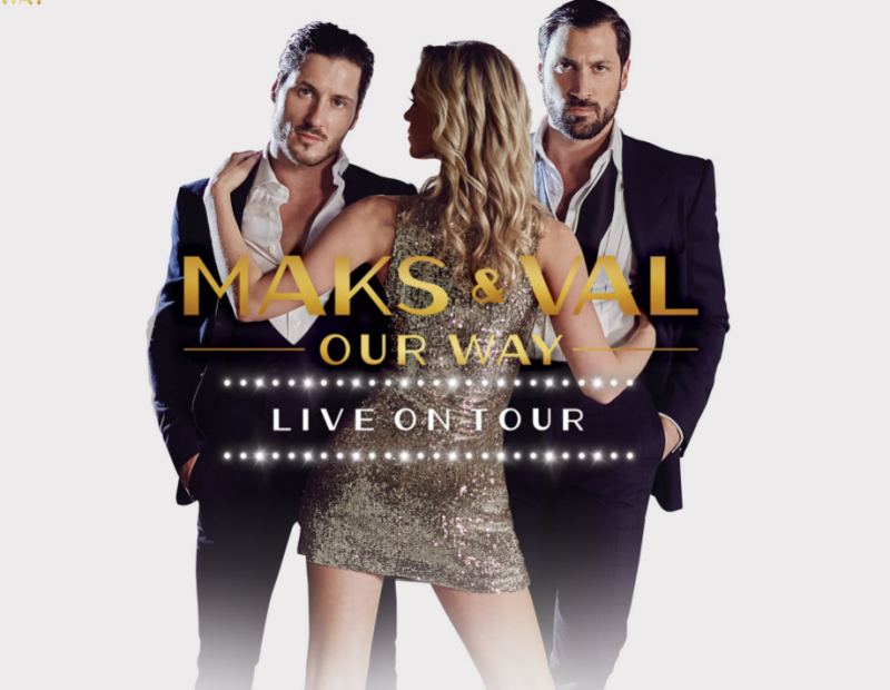 Maks and Val Live On Tour Tickets - conduit-project.org