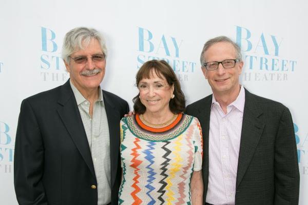 Frank Filipo, Ana Daniel, and Steve Todrys