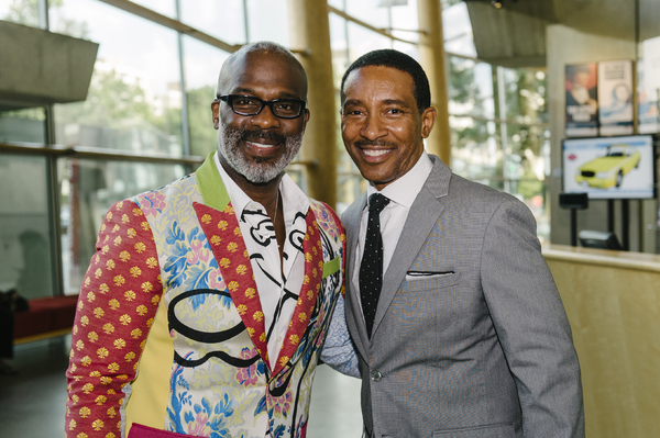 Collaborators BeBe Winans (book, music & lyrics) and Charles Randolph-Wright (book, director)