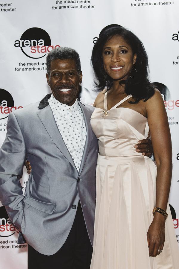 Milton Craig Nealy and Nita Whitaker  Photo