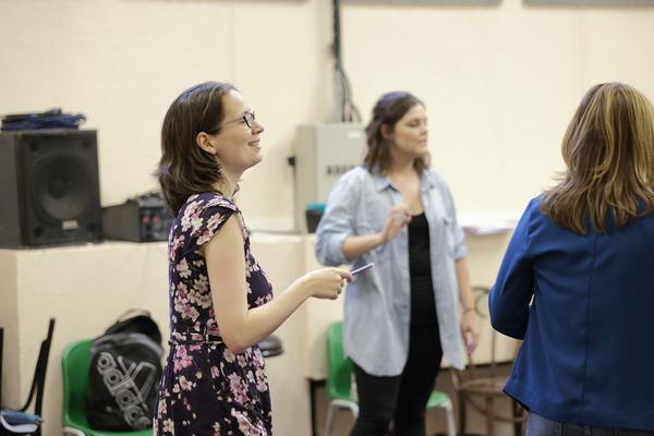 Lotte Wakeham (director), Laura Jane Matthewson, Shona White Photo