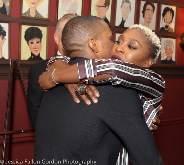 Leslie Odom Jr. and Cynthia Erivo