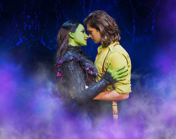 Photo Flash: First Look at WICKED Tour Cast