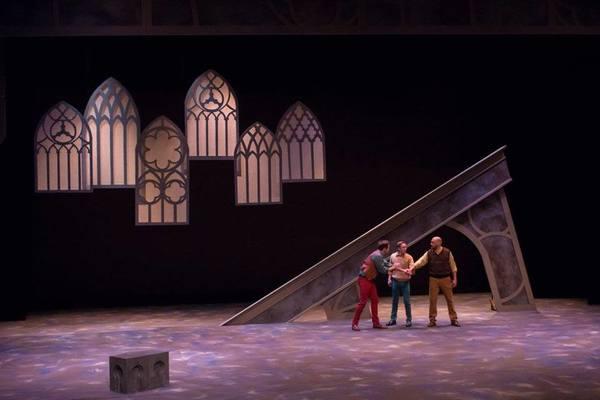 Photo Flash: First Look at Michigan Shakespeare Festival's RICHARD II