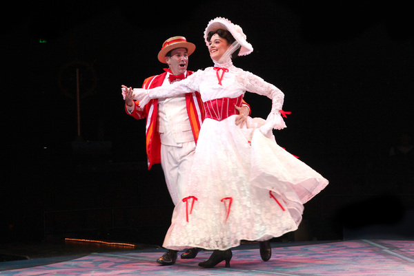 Photo Flash: First Look at North Shore Music Theatre's MARY POPPINS
