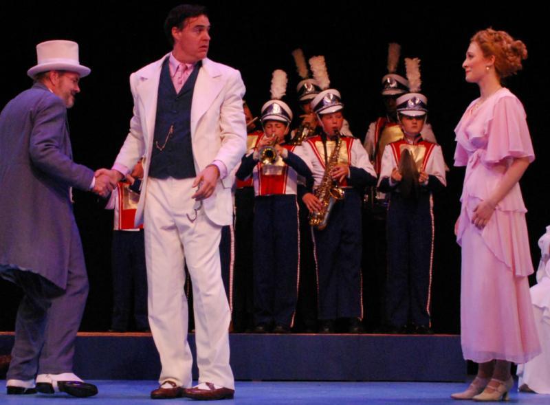 BWW Review: Join the Parade that is THE MUSIC MAN at Cape Playhouse