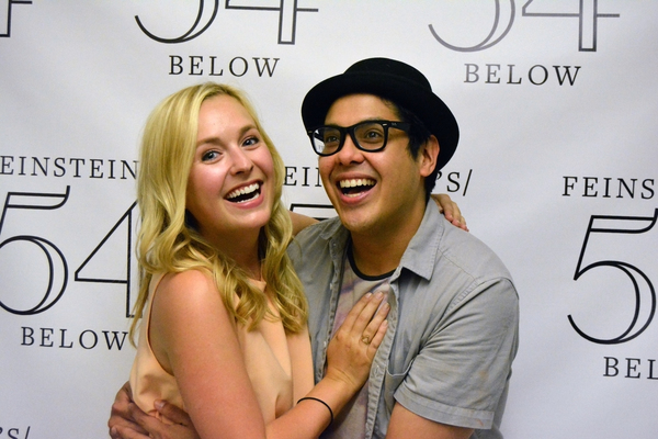 Julia Mattison & George Salazar