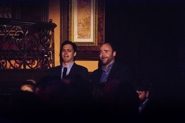 Photo Flash: James Monroe Iglehart, Rick Lyon, The Skivvies and More Perform at 54 CELEBRATES THE MUPPETS