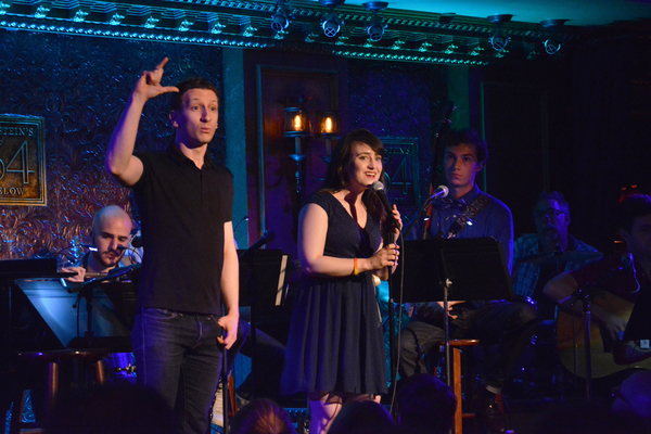 Mara Wilson & Craig Fogel Photo