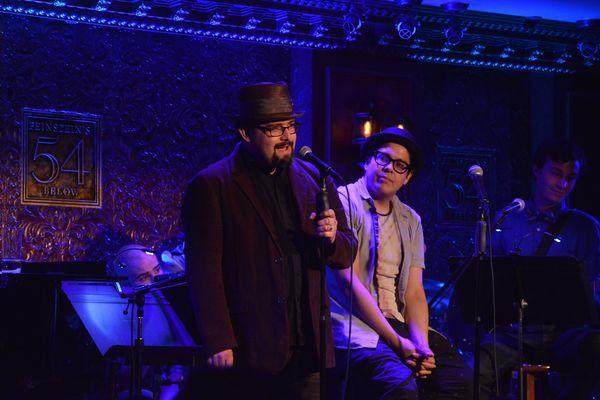 Brian Gonzales & George Salazar