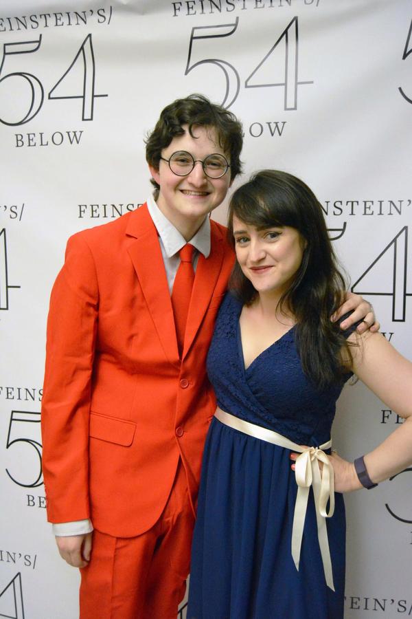 Philip Romano & Mara Wilson