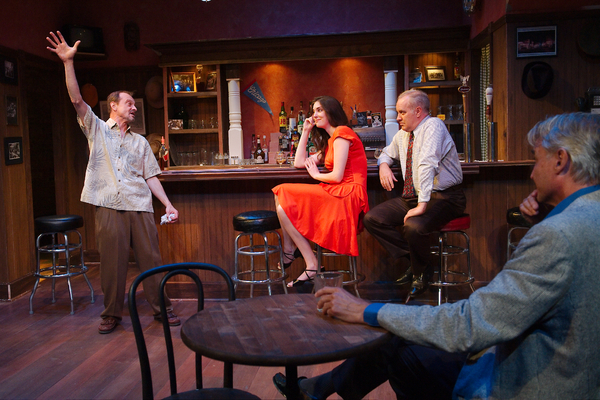 Photo Flash: First Look at Dashnight Productions' World Premiere of CHOPS