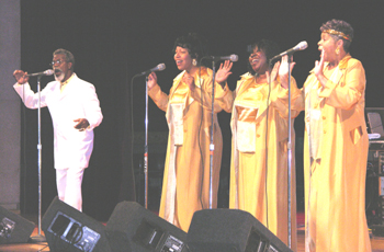 Spotlight On: Philly's Own THE ORIGINAL ORLONS