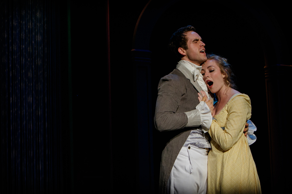 Photo Flash: First Look at Finger Lakes Musical Theatre Festival's AUSTEN'S PRIDE: A NEW MUSICAL OF PRIDE AND PREJUDICE