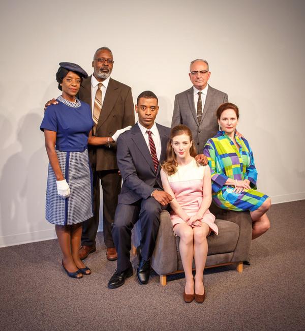 Kimberlee Monroe, Erik Kilpatrick, James Brown III, Lilly Tobin, Mark Zeisler, Sarah  Photo