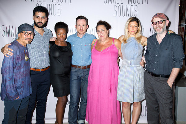 Photo Coverage: SMALL MOUTH SOUNDS Celebrates Opening Night!