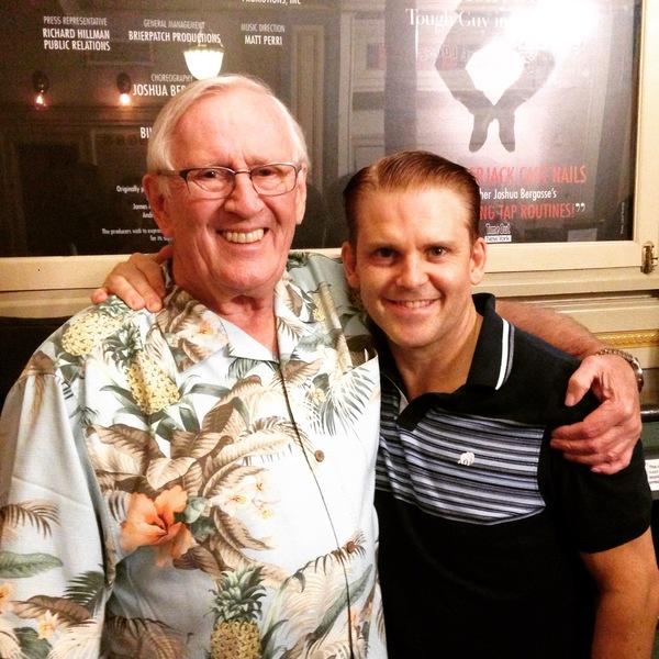 Photo Flash: Lorna Luft, Mario Cantone, Len Cariou and More Visit CAGNEY Off-Broadway