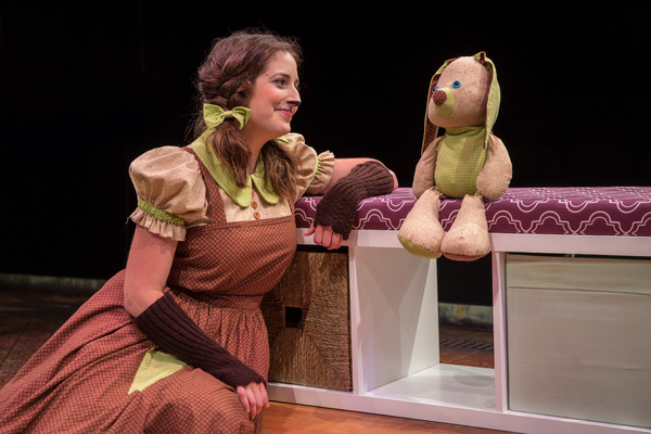 Dara Cameron as Velveteen Rabbit