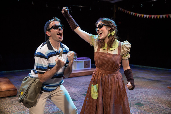 Photo Flash: First Look at THE VELVETEEN RABBIT at The Marriott Theatre