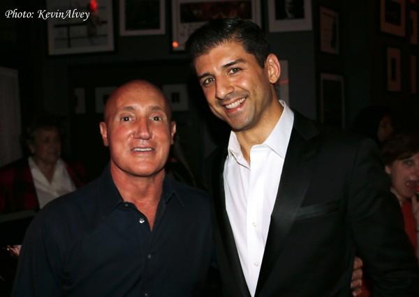 Gianni Valenti and Tony Yazbeck