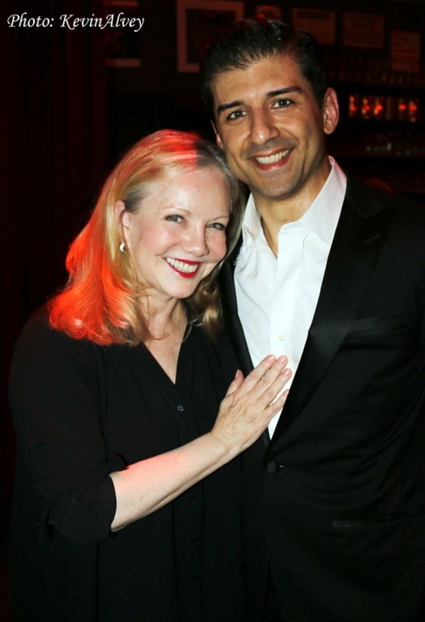 Susan Stroman and Tony Yazbeck