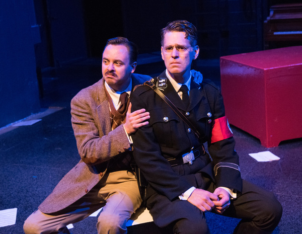Photo Flash: New Shots from PTP/NYC's GOOD at Atlantic Stage 2