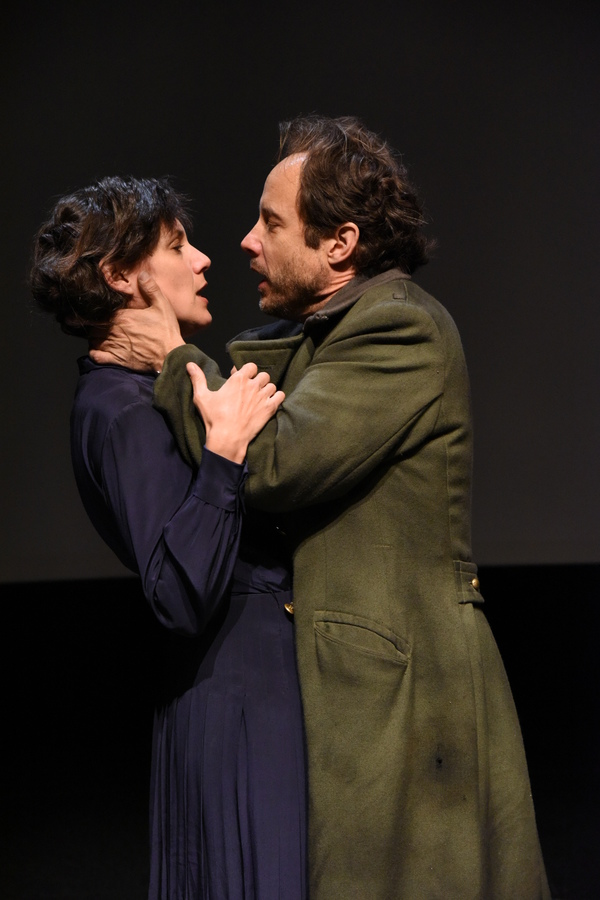 Photo Flash: New Shots from PTP/NYC's NO END OF BLAME at Atlantic Stage 2