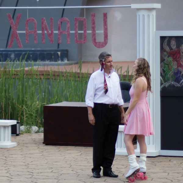 Photo Flash: Sneak Peak of Penny Seats Theatre Company's XANADU