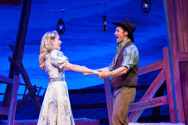 Photo Flash: First Look at Music Theatre Wichita's OKLAHOMA!