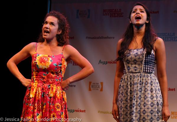 Elly Noble and Shoba Narayan