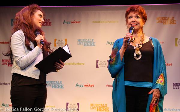 Lesli Margherita and Donna McKechnie