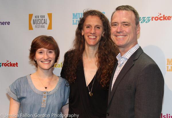 Rachel Sussman, Zoe Sarnak and Dan Markley