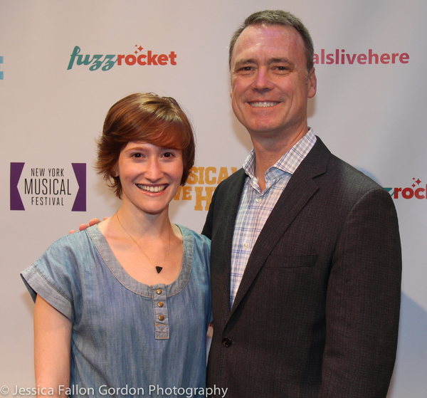 Rachel Sussman and Dan Markley