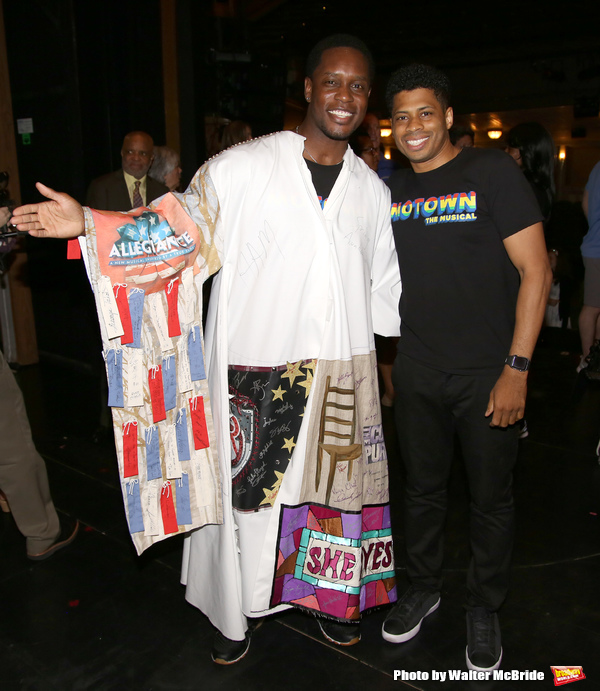 Exclusive Photo Coverage: Inside MOTOWN's Gypsy Robe Ceremony!